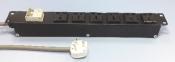 Ổ điện 6 port có CB ECP-P6CB