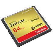 Thẻ nhớ Sandisk CF 800X (120MB) Gb