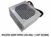 Nguồn 450W Xero (XS-450) Cáp (KOBB)