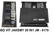 Bộ vít JAKERMY 20 IN 1 JM -8170