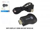 Thiết bị kết nối HDMI không dây ANYCAST M100 4K