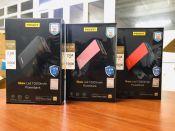 Pin sạc dự phòng Pisen Skew Led 10000mAh ( Hợp kim Mac, 2x USB Smart, Type - C & Micro , Led )