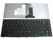 Bàn phím Laptop ASUS K42,UL30,X42,X42J,K43,X45,X44,X43,X43S,A83S  Màu Đen