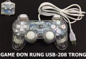 TAY CẦM CHƠI GAME CÓ LED USB-208