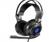 Headphone  HP H200 Led (USB+3.5mm)