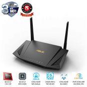 Bộ phát wifi ASUS RT-AX56U Wifi AX1800 2 băng tần, Wifi 6 (802.11ax), AiMesh 360 WIFI Mesh, AiProtection, USB 3.1