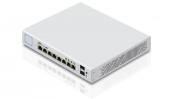 Thiết bị chuyển đổi UnifiSwitch8 mã US-8-150W (Ubiquiti)
