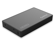 """Hộp ổ cứng Orico 3588C3 3.5"""" và 2.5"""" SATA 3 USB 3.0 Type C"""