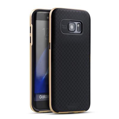 Ốp lưng cacbon viền màu FOCUS dành cho Samsung