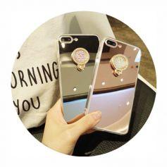 Ốp tráng gương Ver2 dành cho Iphone