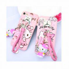 Ốp Hello Kitty gắn Iring dành cho ipohne