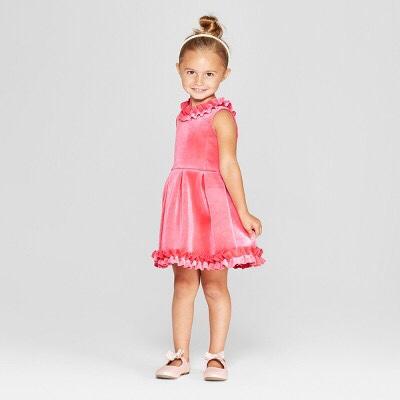 Đầm tiệc bé gái 12m -5t