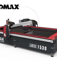 Máy cắt tia nước omax