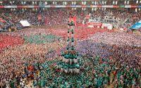 Tháp người Castell - Truyền thống 200 năm của người Tây Ban Nha
