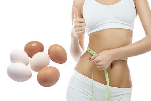 Cách giảm 7kg trong 15 ngày nhờ ăn kiêng bằng trứng
