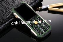 Điện thoại Land Rover C5000 đổi giọng nói