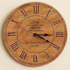 Đồng hồ Gỗ treo tường DH 03