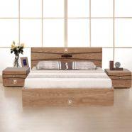 Giường gỗ Công nghiệp hiện đại GG 10
