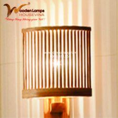 Đèn gỗ ốp tường HVN - 48