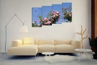 Tranh Hoa Hồng tỏa nắng nghệ thuật AmiA 223