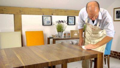 Cách chăm sóc nội thất đồ gỗ đơn giản