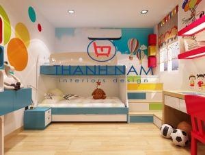 Nội thất phòng ngủ cho bé -Thanhnamhome-4