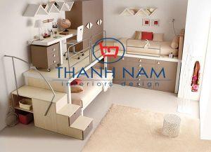 Nội thất phòng ngủ cho bé -Thanhnamhome-6