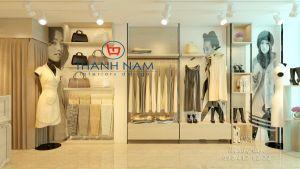 Nội Thất Shop Thời Trang 001