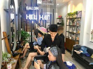 SALON HIẾU HAIR