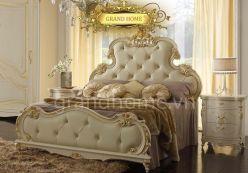 Giường ngủ cổ điển cao cấp