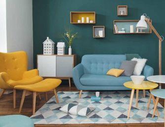 Chọn màu sofa phù hợp