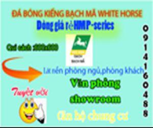 GẠCH BÓNG KIẾNG BẠCH MÃ WHITE HORSE 60X60 GIÁ RẺ DÒNG HMP