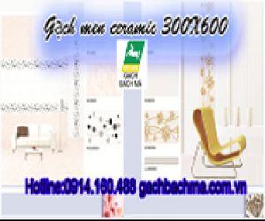 GẠCH MEN BẠCH MÃ WHITE HORSE ỐP TƯỜNG 30X60 W Series