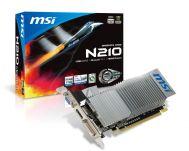 MSI N210-1GD3/LP (Geforce 210/ 1Gb/ DDR3/ 64Bit)