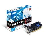 MSI R7730-1GD3/LP (Radeon HD7730/ 1Gb/ DDR3/ 128Bit)