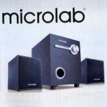 Loa Microlab 2.1 M109