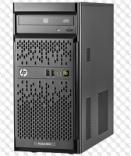 DL360 CTO E5-2620v3 2.4GHz 1P 6C 8GB, 8SFF, H240 SAS/SATA non-HDD, 3Y Warranty 755258-B21