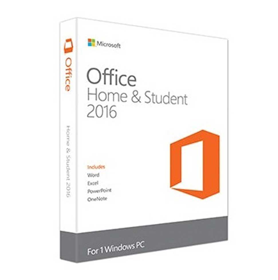 PM Office Microsoft Home and Student 2016