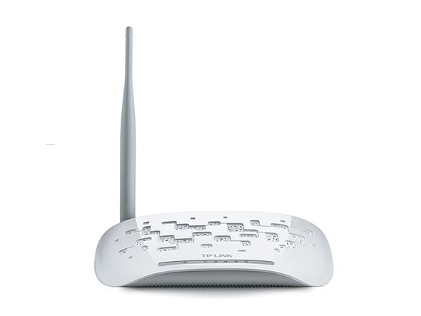 Router không dây chuẩn N ADSL2+ tốc độ 150Mbps TD-W8151N