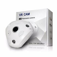 Camera IP VR 3D Panoramic QP013