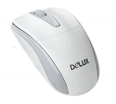 Chuột máy tính không dây Delux M105