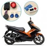 Khóa chống trộm xe máy bằng thẻ từ KTM100 - BH 12 tháng