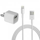 Combo cáp và adapter sạc cho iPhone 5/5S/6/6 Plus - BH 12 tháng