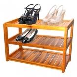 Kệ giày bằng gỗ cao cấp nhiều tầng, tiện dụng