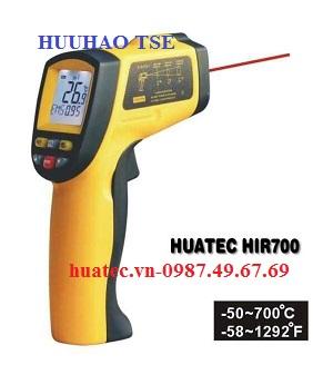 Súng đo nhiệt độ bằng hồng ngoại Huatec HIR700 (-50 ~ 700℃)
