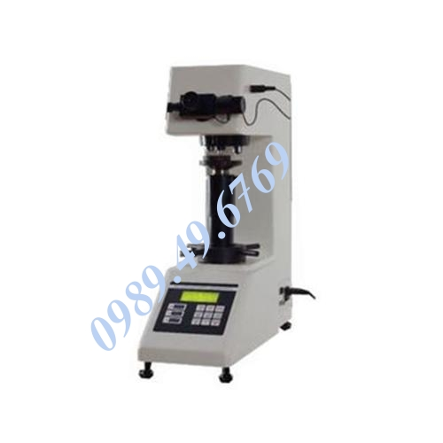 Máy đo độ cứng Micro Vickers kỹ thuật số 0-60s HVS-5/10/30/50 cho lớp phủ / Ply-kim loại