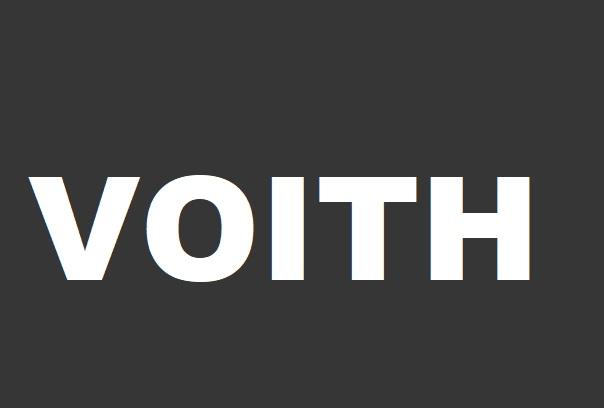 Thiết bị bơm hãng VOITH