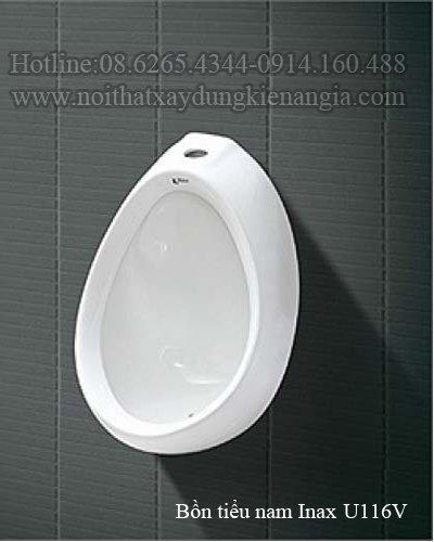 Bồn tiểu nam INAX U116V