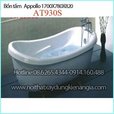 Bồn tắm Oval Appollo AT-0930S