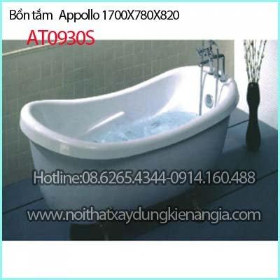 Bồn tắm Oval Appollo AT0930S